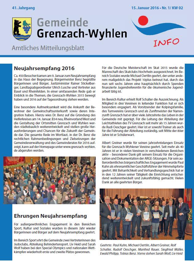 Titel Gemeindeblatt Nr. 1_2016