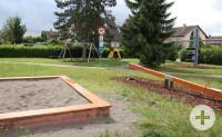 Spielplatz Wartenbergstraße
