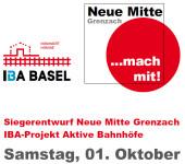 Projektpräsentation IBA Basel und Neue Mitte Grenzach