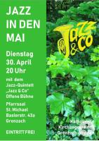 Jazz in den Mai 30. April 2019