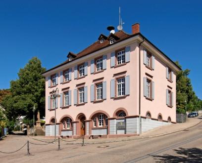 Rathaus Grenzach