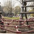 Spinnennetz Spielplatz Emilienpark