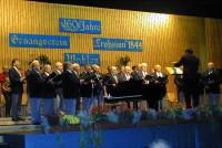 Chor im Jubiläumsjahr 2004