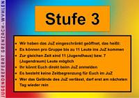 Stufenmodell JuRef Stufe 3