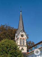 Evangelische Kirche Wyhlen
