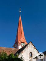 Katholische Kirche St. Georg in Wyhlen