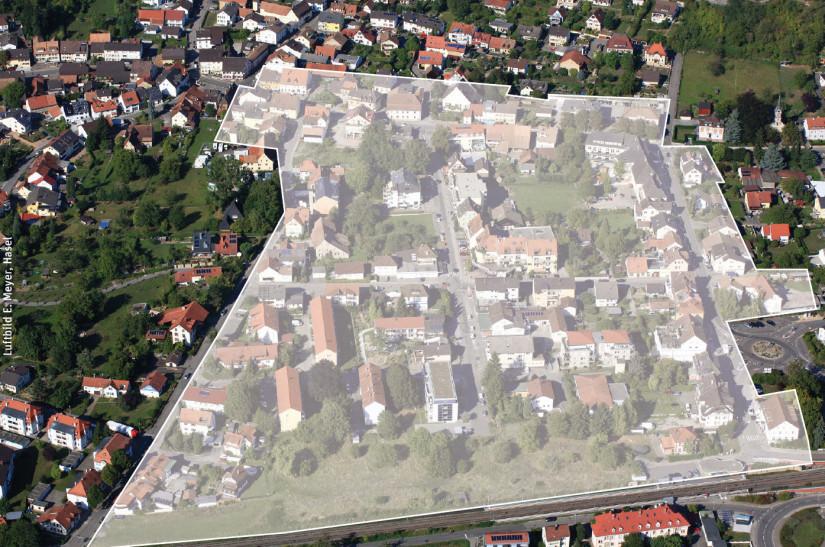 Ortskernsanierung Neue Mitte Wyhlen