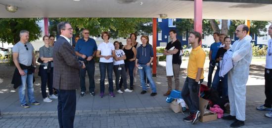 Soziales Projekt Roche