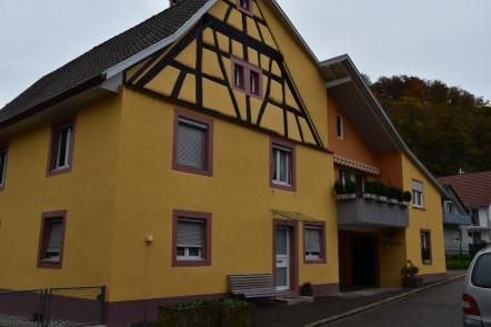 Anwesen Bergstraße 1