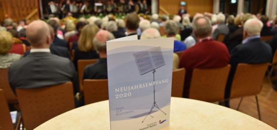 Neujahrsempfang 2020