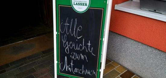 Liefer-und Abholung in Grenzach-Wyhlen