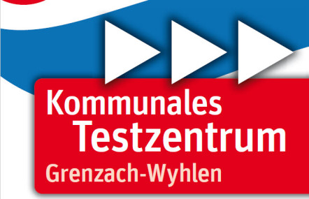 Kommunales Testzentrum Logo