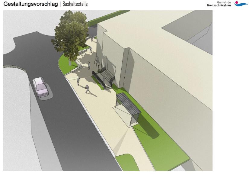 Neugestaltung Eisenbahnstraße 2