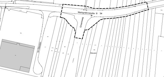 Lageplan Kreise Gmeiniweg