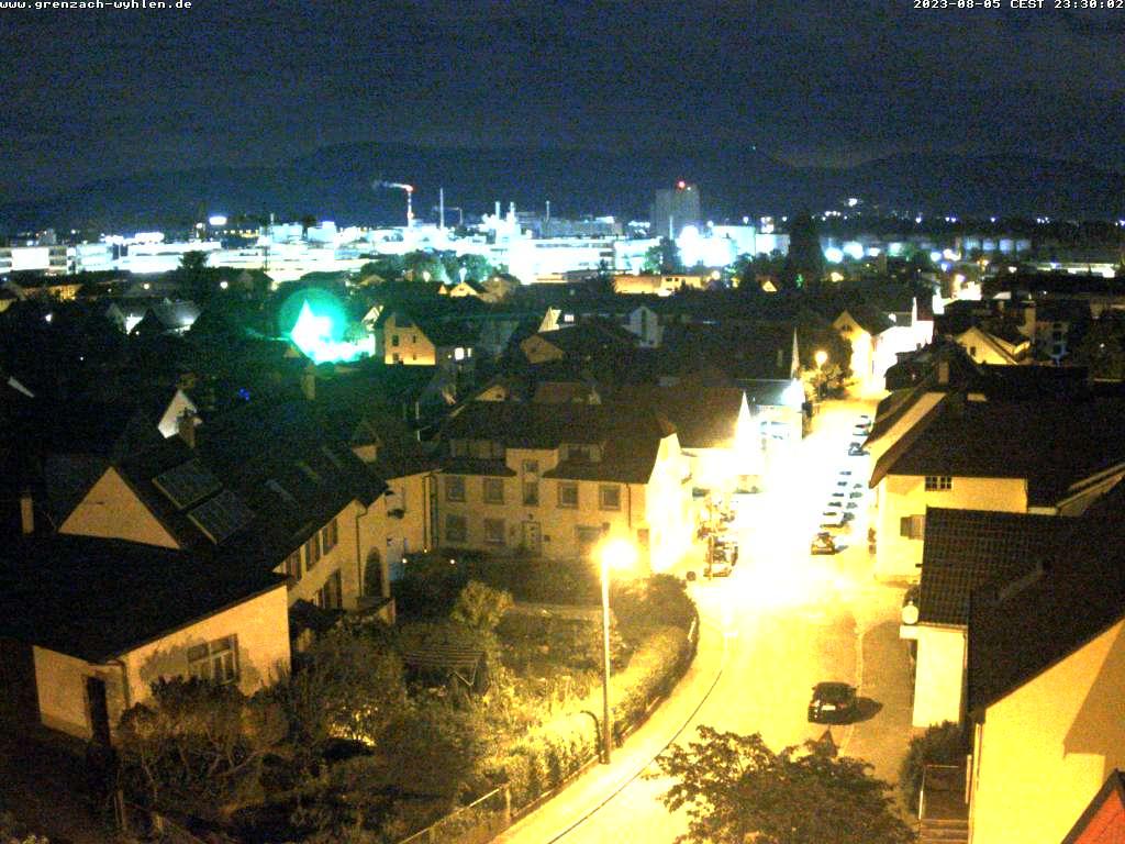 Webcambild aus Grenzach