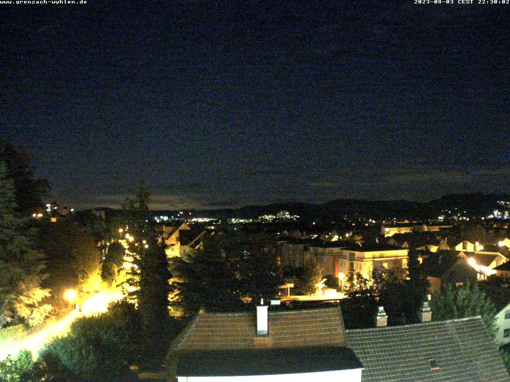 Webcambild aus Wyhlen
